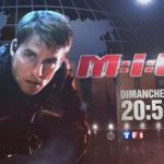 Audiences télé du 9 Août 2015 : Mission Impossible 3 en leader
