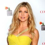 Fergie : enceinte, elle dvoile son ventre arrondi  Paris