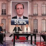 Hollande bat un record d&rsquo;impopularit sous la Veme rpublique