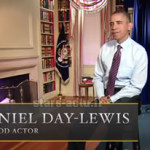Daniel Day-Lewis en Barack Obama, ou bien ? [VIDEO]