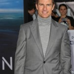 Tom Cruise à Los Angeles pour « Oblivion » (PHOTO)