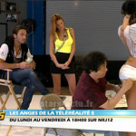 Anges de la Télé-Réalité 5 : le body painting de Nabilla (VIDEO)