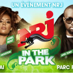 Amel Bent et Tal au 1er concert NRJ IN THE PARK