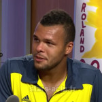 Jo-Wilfried Tsonga se sent capable de battre Ferrer à Roland Garros