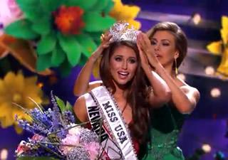 Une première polémique pour la nouvelle Miss USA ! - Stars Actu