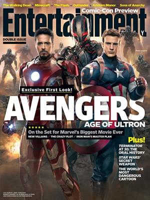© Studios Marvel/ Entertainment Weekly