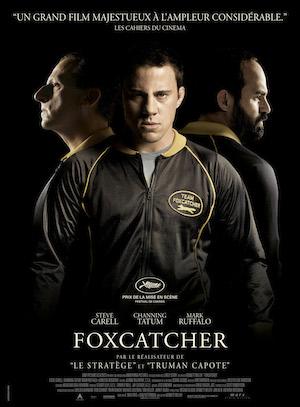 """Sortie de """"Foxcatcher"""""""