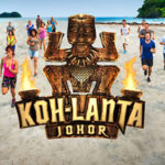 Koh-Lanta Johor : la finale le 24 juillet