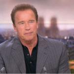 Arnold Schwarzenegger  il pose un lapin à François Hollande