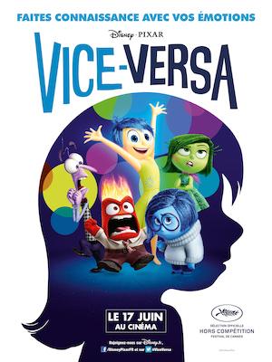 """Vice Versa"" de Disney Pixar"