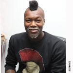 Djibril Cissé au casting de Danse avec les Stars 6