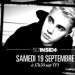 Justin Bieber au sommaire de 50 mn Inside, ce samedi 19 septembre 2015