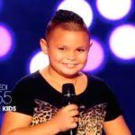 The Voice Kids 2 : découvrez Swany, 7 ans (VIDEO)
