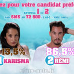 Secret Story 9, estimations : Karisma devrait sortir (SONDAGE)