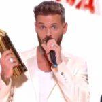 NRJ Music Awards 2015 : Matt Pokora reçoit un 12ème trophée
