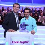 «Les 12 coups de Midi» : Christophe signe un nouveau coup de Maître à 10.000 euros (replay 17 janvier)