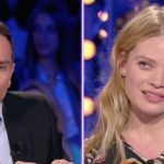 On n'est pas couché : Mélanie Thierry tacle Yoann Moix (VIDEO)