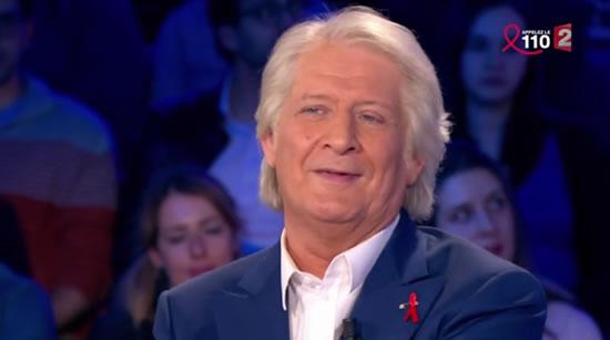 Patrick Sébastien (capture écran France 2)