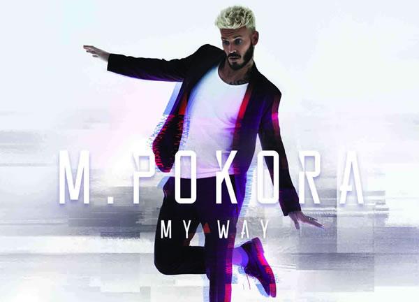 Matt Pokora Victoires de la Musique