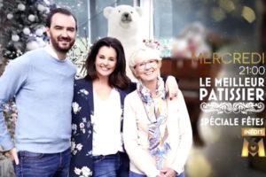 """Ce soir à la télé : """"Le meilleur pâtissier"""", spéciale fêtes (VIDEO)"""