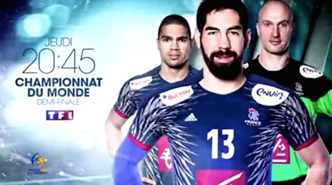 Handball, mondial 2017 : suivez en direct, live et streaming la demi-finale France / Slovénie (VIDEO)