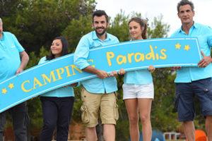Camping Paradis : oui, Géraldine Lapalus (Amandine) a quitté la série