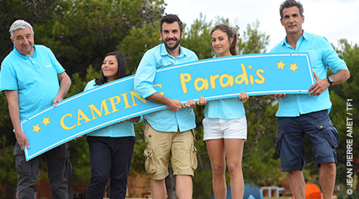 Ce soir à la télé: Camping Paradis inédit avec 2 actrices de Plus belle la vie