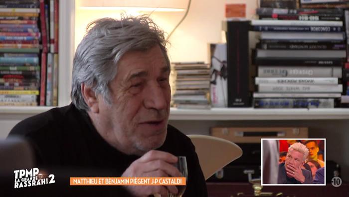 Benjamin Castaldi en couple avec Matthieu Delormeau ? Son père panique