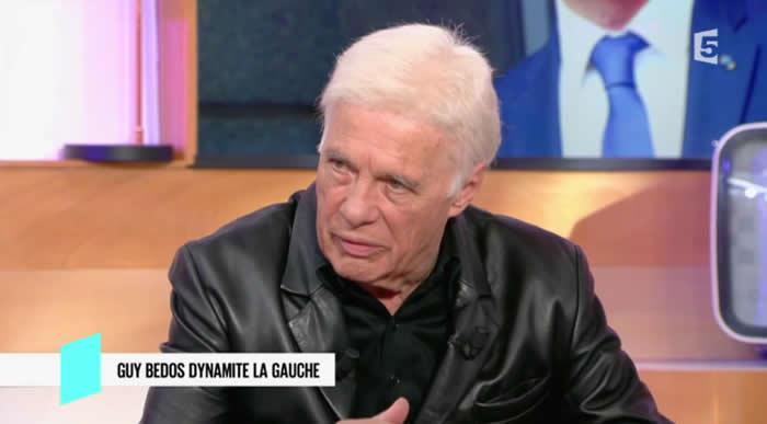 Guy Bedos plaisante sur le cancer de Johnny Hallyday (Vidéo)