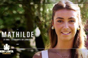 Koh-Lanta Cambodge : Mathilde et Bastien en couple !