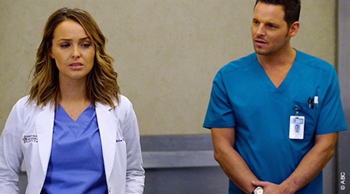 Ce soir à la télé : Grey's Anatomy saison 13 épisodes 9 et 10