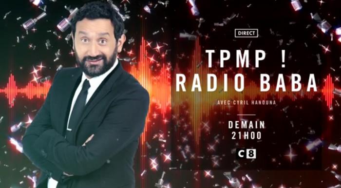 TPMP radio Baba