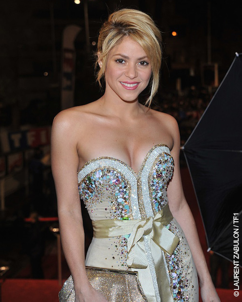 The Voice 6 : Shakira invitée de la finale !