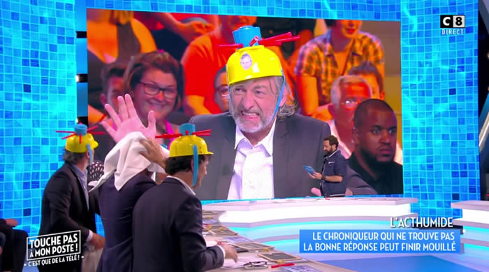 Quotidien: Vincent Dedienne se paie Cyril Hanouna