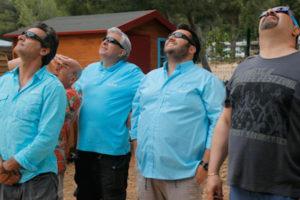"""Ce soir à la télé : Camping Paradis, """"Eclipse au camping"""""""