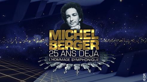 Michel Berger 25 ans déj