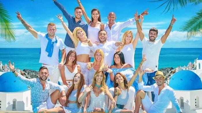 Les vacances des Anges, bienvenue chez les Grecs du 1er septembre 2017