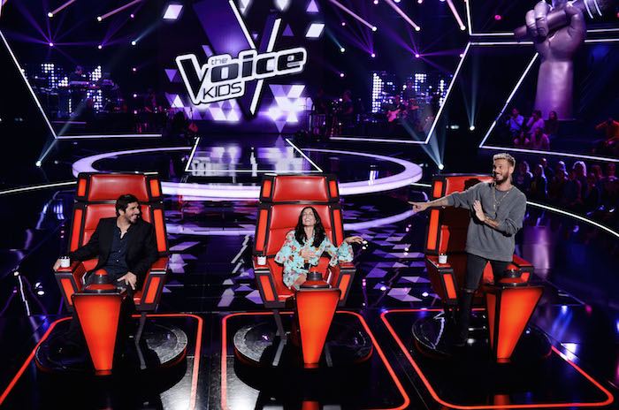 La saison 4 sur TNTV — The Voice Kids