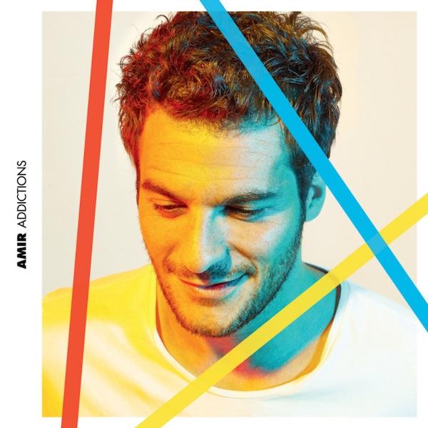 Amir dévoile le titre et la pochette de son nouvel album