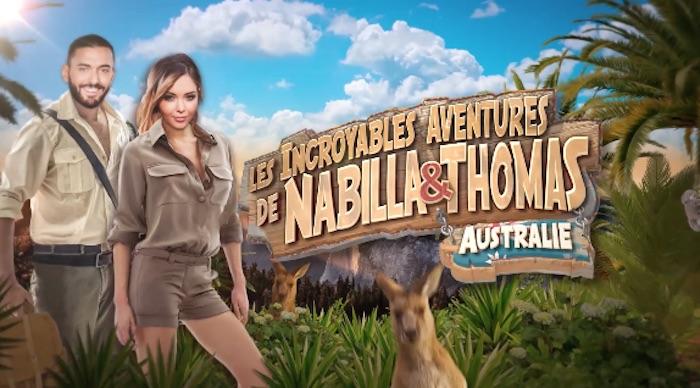 Les incroyables aventures de Nabilla et Thomas en Australie