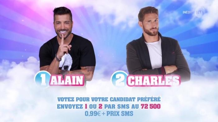 Secret Story 11 : Charles et Alain nominés (SONDAGE)