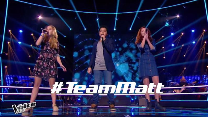La Havraise Ilyana en demi-finales — The Voice Kids