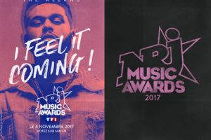 NRJ Music Awards 2017 : liste des nominés, The Weeknd sera là
