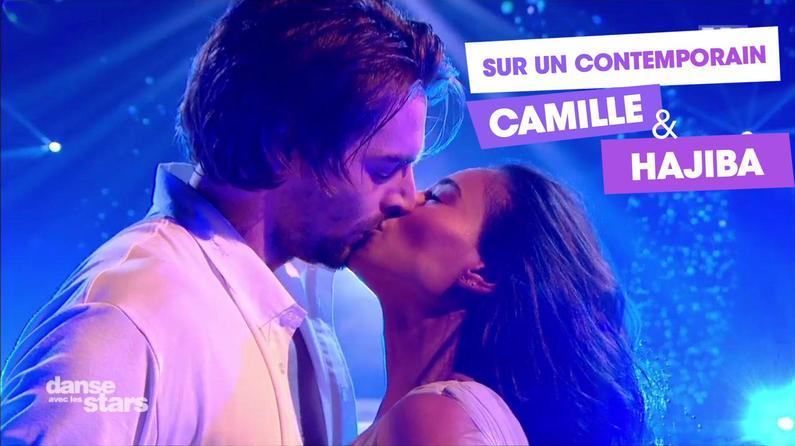 DALS 8 : Camille Lacourt et sa danseuse Hajiba Fahmy déjà en couple !