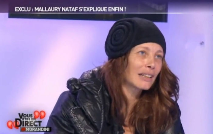 L'actrice a disparu, Jean-Luc Azoulay très inquiet — Mallaury Nataf