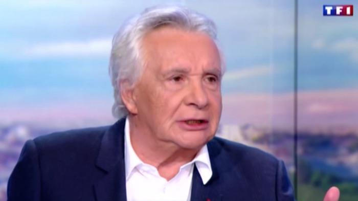 Drame à Nice, une fan meurt en plein concert — Michel Sardou