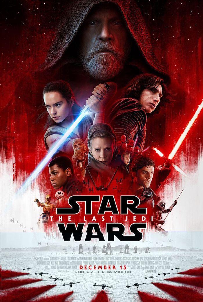 Star Wars 8, les Derniers Jedi : nouvelle bande-annonce (VIDEO)