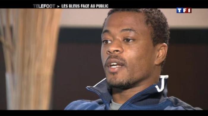 Patrice Evra pète un cable et frappe un supporter marseillais ! (VIDEO)