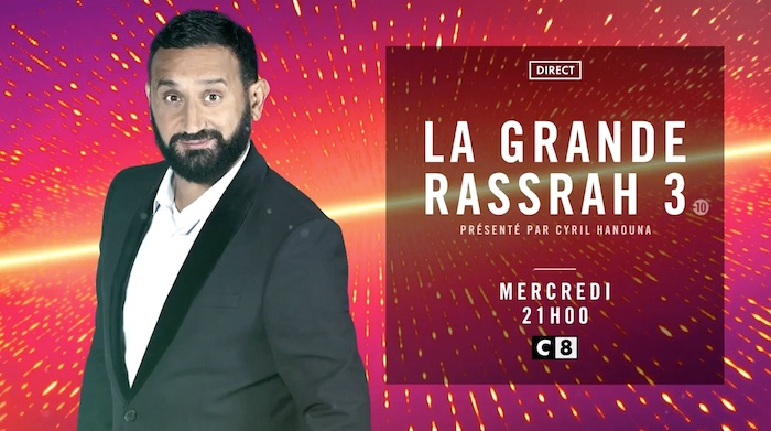 Ce soir à la télé : TPMP, La grande rassrah 3 (VIDEO)