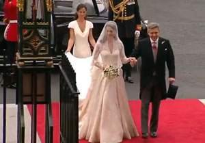 Capture YouTube/The Royal Wedding Channel